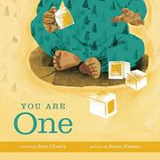 YOU ARE ONE by Sara O'Leary