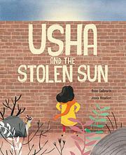 USHA AND THE STOLEN SUN by Bree Galbraith