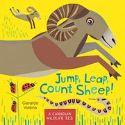 JUMP, LEAP, COUNT SHEEP! by Geraldo Valério
