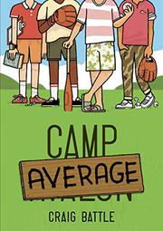 CAMP AVERAGE by Craig Battle