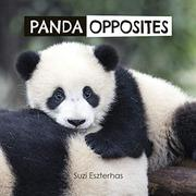 PANDA OPPOSITES by Suzi Eszterhas