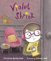 VIOLET SHRINK by Christine Baldacchino