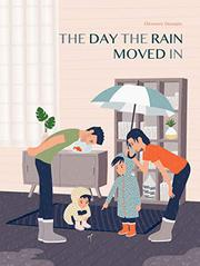 THE DAY THE RAIN MOVED IN by Éléonore Douspis