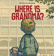 WHERE IS GRANDMA? by Peter  Schössow