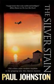 THE SILVER STAIN by Paul Johnston