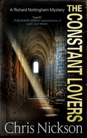THE CONSTANT LOVERS by Chris Nickson