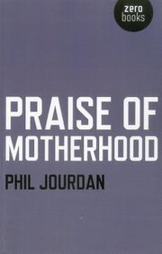 Cover art for PRAISE OF MOTHERHOOD