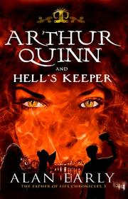 ARTHUR QUINN AND HELL'S KEEPER by Alan Early
