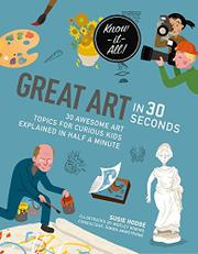 GREAT ART IN 30 SECONDS by Susie Hodge