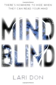 MIND BLIND by Lari Don