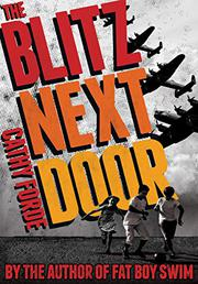 THE BLITZ NEXT DOOR by Cathy Forde