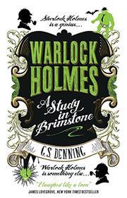 WARLOCK HOLMES by G.S. Denning