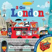 3 GO TO LONDON by Oakley Graham