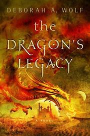 THE DRAGON'S LEGACY by Deborah A. Wolf