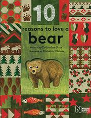 10 REASONS TO LOVE A BEAR by Catherine Barr