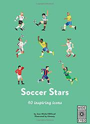 SOCCER STARS by Jean-Michel Billioud