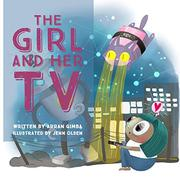 THE GIRL AND HER TV Cover