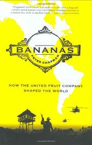 Book Cover for BANANAS!
