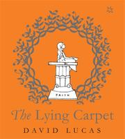 Book Cover for THE LYING CARPET