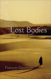 Cover art for LOST BODIES