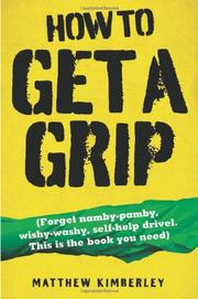 Cover art for HOW TO GET A GRIP