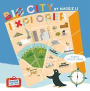 BIG CITY EXPLORER by Maggie Li
