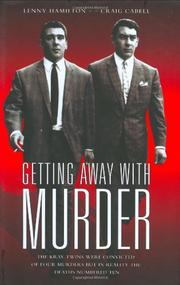 GETTING AWAY WITH MURDER by Lenny Hamilton