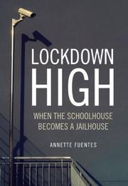 Cover art for LOCKDOWN HIGH