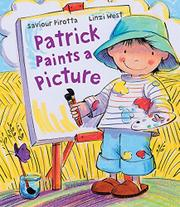 Cover art for PATRICK PAINTS A PICTURE
