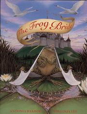 THE FROG BRIDE by Antonia Barber