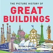 Cover art for THE PICTURE HISTORY OF GREAT BUILDINGS