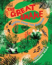 Cover art for THE GREAT SNAKE