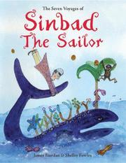 THE SEVEN VOYAGES OF SINBAD THE SAILOR by James Riordan