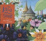 Cover art for THE KING AND THE SEED