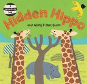 Book Cover for HIDDEN HIPPO