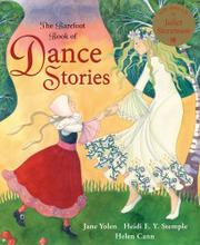Cover art for THE BAREFOOT BOOK OF DANCE STORIES