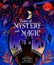 Cover art for TALES OF MYSTERY AND MAGIC