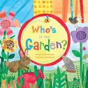 Cover art for WHO'S IN THE GARDEN?