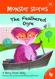 Cover art for THE FEATHERED OGRE