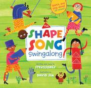 Book Cover for THE SHAPE SONG SWINGALONG