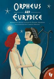 ORPHEUS AND EURYDICE by Hugh Lupton