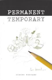 Book Cover for PERMANENT TEMPORARY