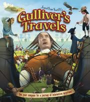 Book Cover for JONATHAN SWIFT'S <i>GULLIVER'S TRAVELS</i>