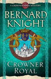 Book Cover for CROWNER ROYAL