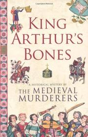 Cover art for KING ARTHUR'S BONES