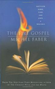 Book Cover for THE FIRE GOSPEL
