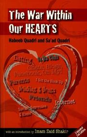 THE WAR WITHIN OUR HEARTS by Habeeb Quadri