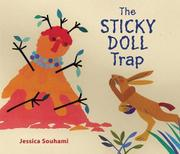 Book Cover for THE STICKY DOLL TRAP