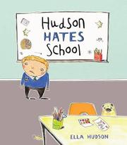 Book Cover for HUDSON HATES SCHOOL