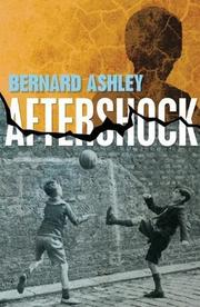 AFTERSHOCK by Bernard Ashley